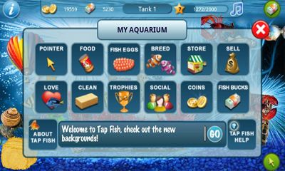 Download Tap Fish Android free game.