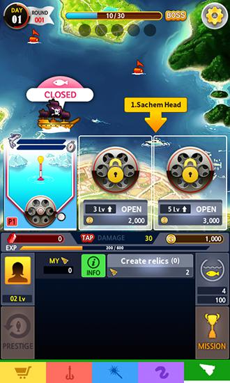 Tap fishing master screenshot 3