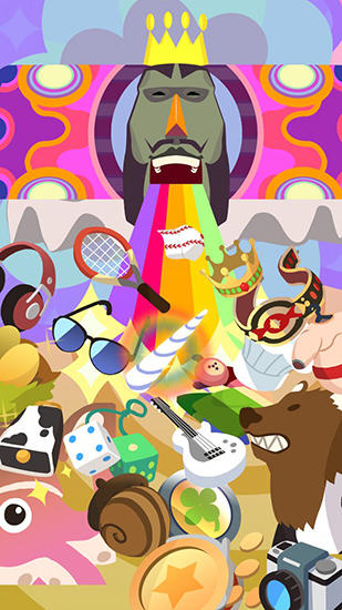 Tap my katamari screenshot 2