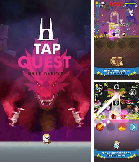 Tap quest: Gate keeper