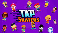 Download Tap skaters: Downhill skateboard racing Android free game. Get full version of Android apk app Tap skaters: Downhill skateboard racing for tablet and phone.