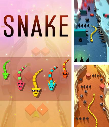 In addition to the game Path to Valhalla for Android phones and tablets, you can also download Tap snake for free.