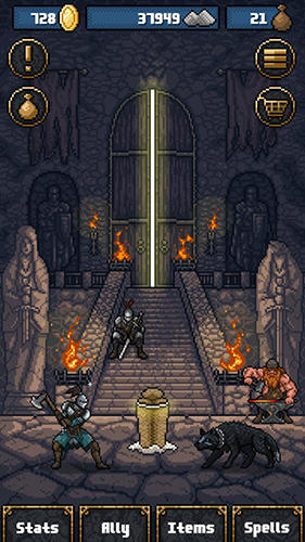 Screenshots von Tap souls für Android-Tablet, Smartphone.