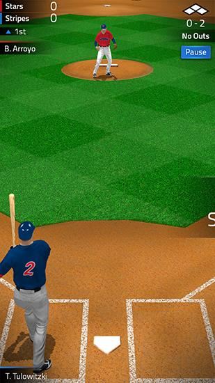Get full version of Android apk app Tap sports: Baseball 2016 for tablet and phone.
