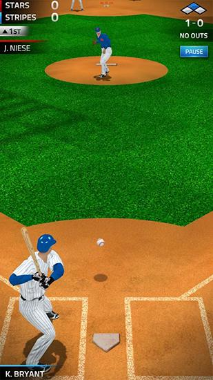 Download Tap sports: Baseball 2016 Android free game.