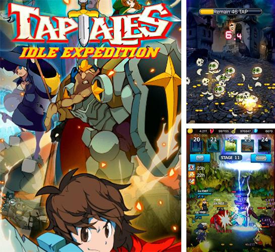 Tap tales: Idle expedition