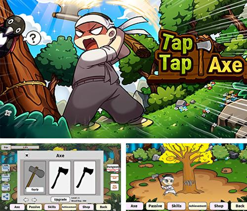 In addition to the game Tap tap axe for Android, you can download other free Android games for DOOGEE F2 Ibiza.