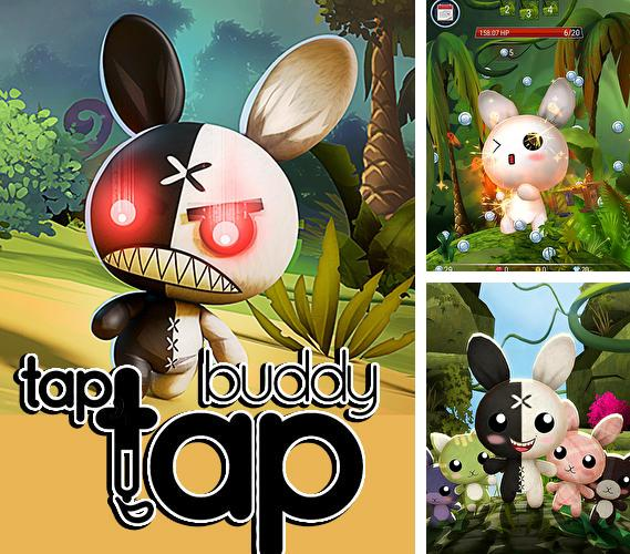 Tap tap buddy: Idle clicker