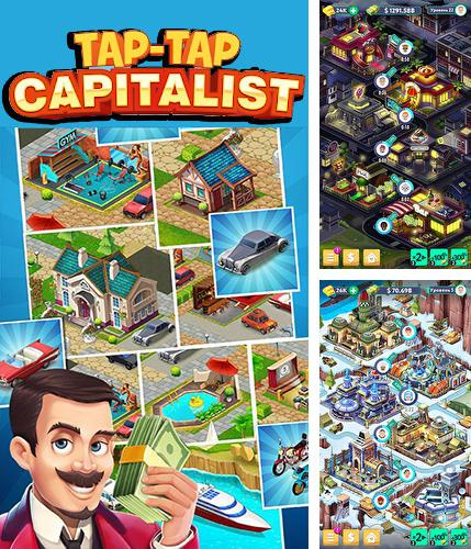 Tap tap capitalist: City idle clicker