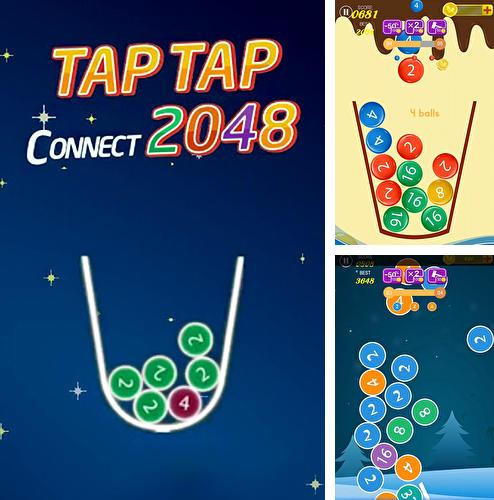Tap tap: Connect 2048
