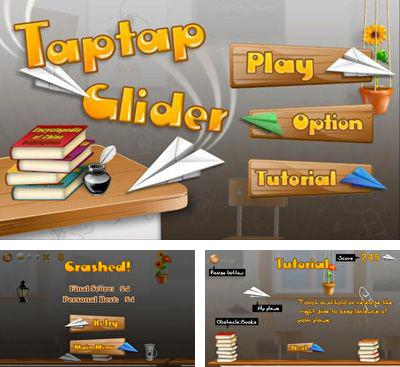 In addition to the game Snappy Dragons for Android phones and tablets, you can also download Tap Tap Glider for free.