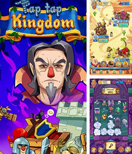 Tap! Tap! Kingdom: Idle clicker fantasy RPG