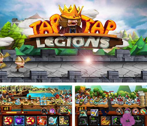 In addition to the game Cat War 2 for Android phones and tablets, you can also download Tap tap legions for free.