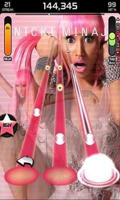 Download Tap tap revenge 4 Android free game.