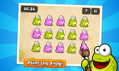 Tap The Frog screenshot 2