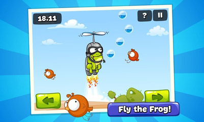 Tap The Frog screenshot 4