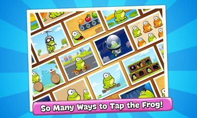 Tap The Frog screenshot 5