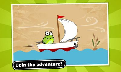 Screenshots von Tap the Frog Doodle für Android-Tablet, Smartphone.