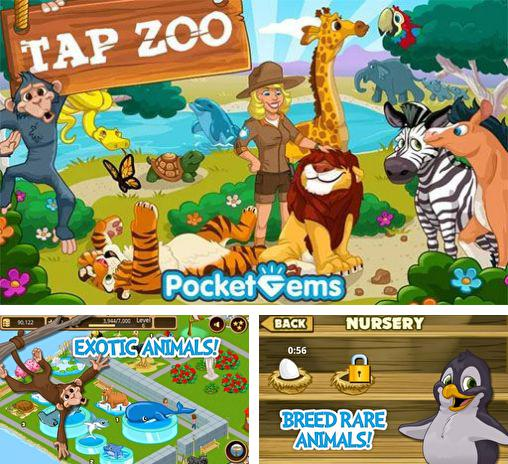 In addition to the game Aqua city: Fish empires for Android phones and tablets, you can also download Tap zoo for free.