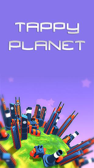 Tappy planet poster