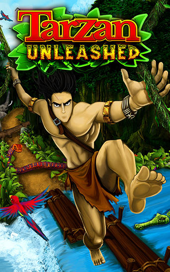 Tarzan unleashed poster
