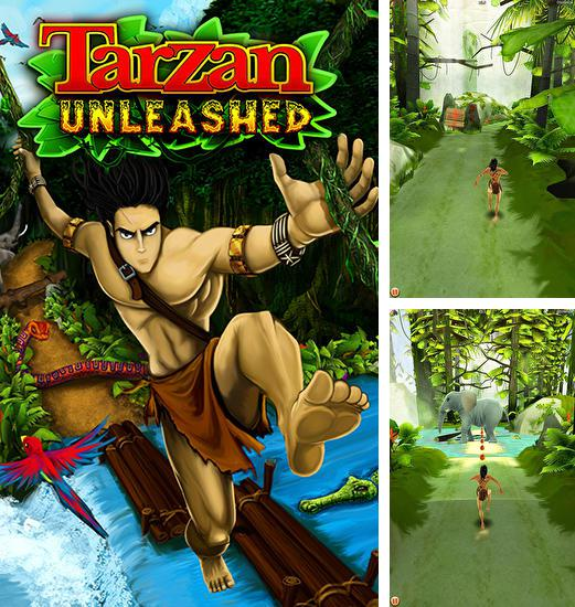 In addition to the game Disney. The jungle book: Mowgli's run for Android phones and tablets, you can also download Tarzan unleashed for free.