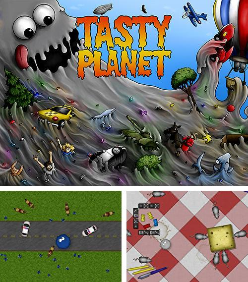 In addition to the game Tasty planet for Android, you can download other free Android games for AllView Viva H7.