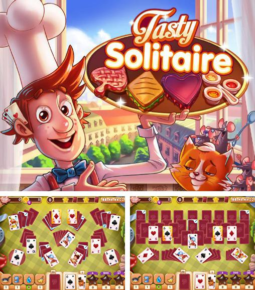 In addition to the game Fairway Solitaire for Android phones and tablets, you can also download Tasty solitaire for free.