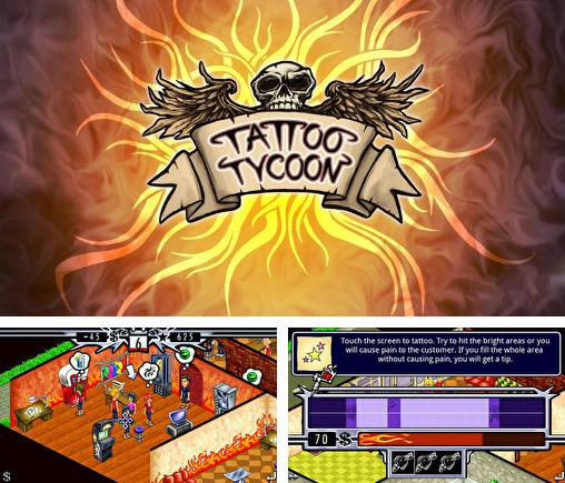 In addition to the game Tiny station for Android phones and tablets, you can also download Tattoo tycoon for free.