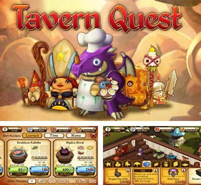 In addition to the game Cro-Mag Rally for Android phones and tablets, you can also download TAVERN QUEST for free.