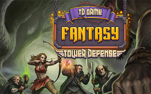 TD game fantasy tower defense