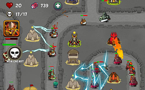 TD game fantasy tower defense für Android spielen. Spiel TD Game: Fantasy. Turmabwehr kostenloser Download.
