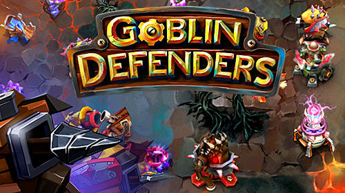 TD: Goblin defenders. Towers rush обложка