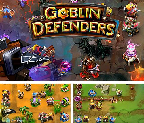 TD: Goblin defenders. Towers rush