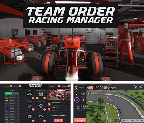 In addition to the game Team order: Racing manager for Android, you can download other free Android games for Meizu M8c.