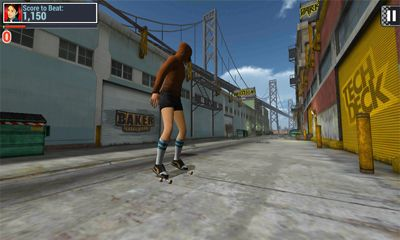 Tech Deck Skateboarding screenshot 5
