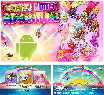 In addition to the game Jack Pott - The Great Escape for Android phones and tablets, you can also download Techno Kitten Adventure for free.