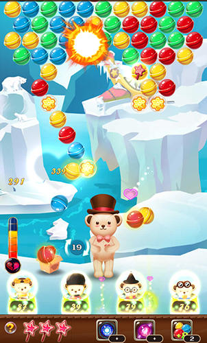 Гра Teddy pop: Bubble shooter на Android - повна версія.