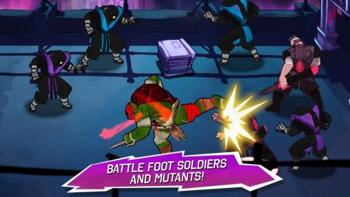 Teenage mutant ninja turtles für Android spielen. Spiel Teenage Mutant Ninja Turtles kostenloser Download.