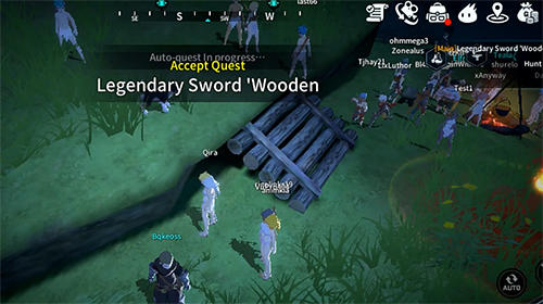 Download Game Android Teetiny Online Open World MMORPG