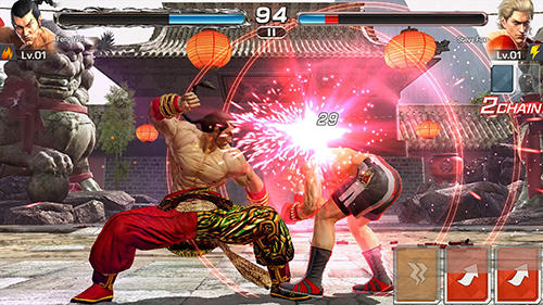 Tekken screenshot 2