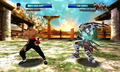 Tekken Card Tournament screenshot 5