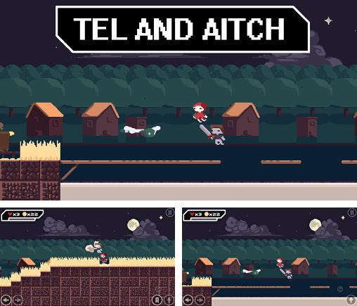 In addition to the game Bridge Baron for Android phones and tablets, you can also download Tel and Aitch for free.
