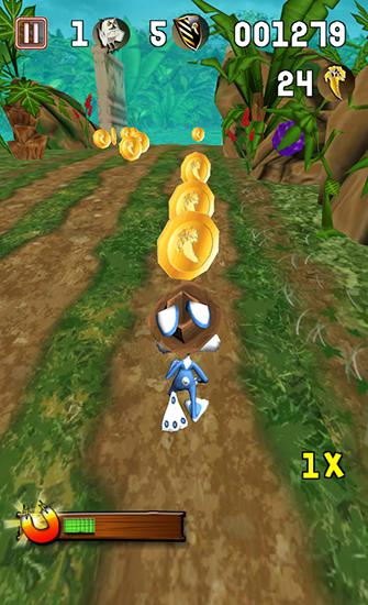 Temple bunny run screenshot 3