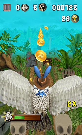 Temple bunny run screenshot 4