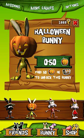 Screenshots von Temple bunny run für Android-Tablet, Smartphone.