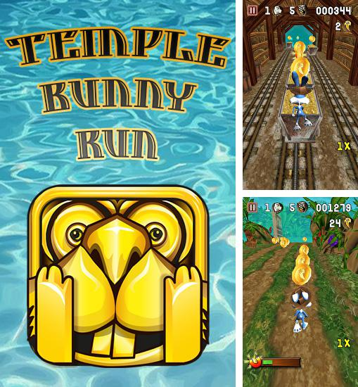 In addition to the game Bike Race Run in Racing Temple for Android phones and tablets, you can also download Temple bunny run for free.