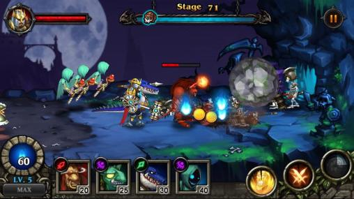 Temple defense screenshot 3