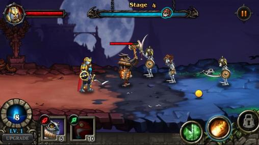 Temple defense screenshot 5