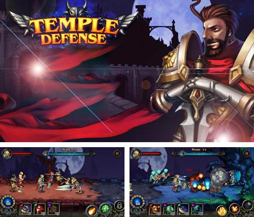 In addition to the game Defence Hero 2 for Android phones and tablets, you can also download Temple defense for free.